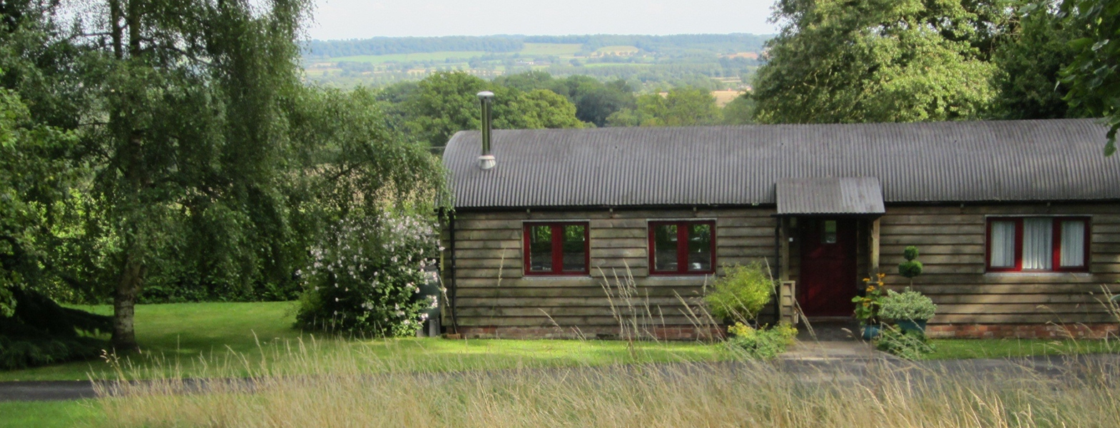 Self-Catering Holiday Barn
